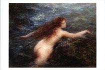 水の妖精ナイアス