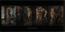 ピグマリオンと彫像≪恋心≫≪心抑えて≫≪女神のはからい≫≪成就≫