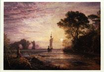 カリュプソの島、オデュッセウスの船出