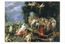 神々の祝宴(ペレウスとテティスの結婚式)