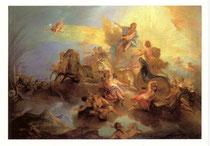 太陽神の馬車を御するファエトン