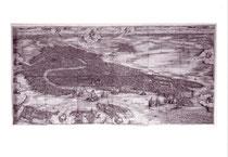 ヴェネツィア鳥瞰図