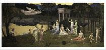 諸芸術とミューズたちの集う聖なる森