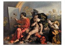 ユピテル、メルクリウスとウィルトゥス