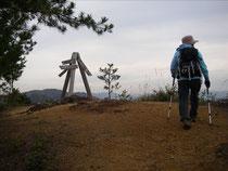 藤ノ木山頂上