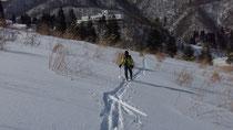 揖斐高原スキー場跡