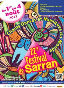 Festival musique Sarran
