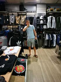 Shopping adventures