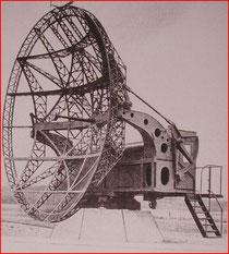Radar Wurzburg d'une portée de 40 à 80 km
