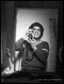 Self Portrait - Ricky Flores