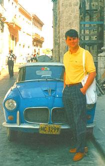 Un mauvais garçon près du Malecón, 1988