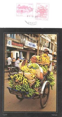 Dans les rues de Saïgon