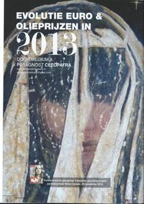 Paragnost Cleopatra voorspelt het jaar 2013 in het Para-Astro magazine
