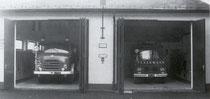 Neues Feuerwehrhaus 1984