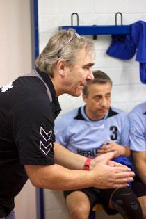 Coach Dieter Noll-Jansen