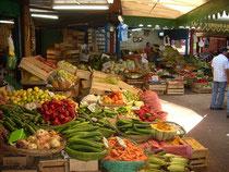 Markt von Chillán