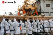 〈東駒形四丁目・町内神輿渡御〉ⓒreal Japan 'on!
