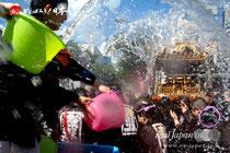 〈深川八幡宮例大祭〉森下五丁目 @2012.08.19