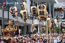 すみだ区民祝賀イベント・神輿パレード @2012.0519