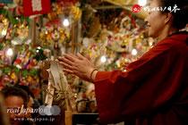 〈酉の市〉浅草・鷲神社