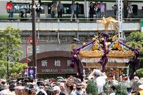 2012年5月5日「烏森神社例大祭」