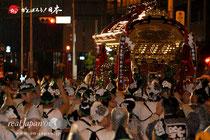 くらやみ祭〈御霊宮神輿・渡御〉@2009.05.05