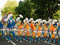 第21回YOSAKOIソーラン祭り