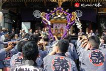 三社祭〈各町連合渡御〉浅草中央町会 @2010.05.15