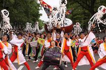 第22回YOSAKOIソーラン祭り