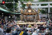 鉄砲洲稲荷神社 @2012.05.03-04