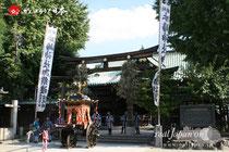 〈牛嶋神社大祭〉2012.09.14 ⓒreal Japan 'on!