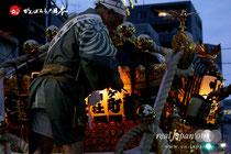 〈鳥越祭〉本社神輿・火入れ式 @2009.06.07