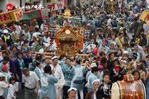 八重垣神社祇園祭 ⓒreal Jpan 'on!