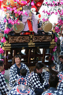 遠州横須賀 三熊野神社大祭