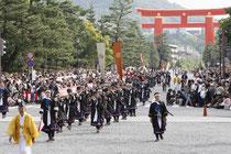 平安神宮 時代祭