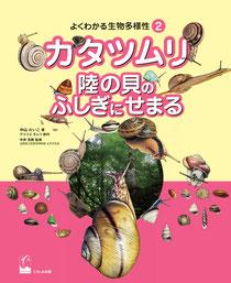 日本全国で、身近に見られるカタツムリを調べてみてください