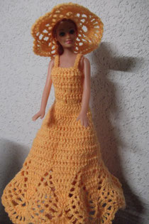 Ropa Tejida Para Muñecas Barbie Elrincondesasyenmadrid