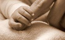 der große Finger gehört Mama