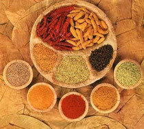 premium spices, anise seeds, chilie crushed, mace ground