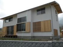 奈良県御所市新築現場 設計:一級建築士事務所MUK