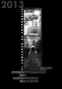 Otoño fotográfico casco antiguo de Alicante 2013