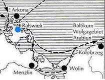 Quelle: Joachim Herrmann, Ralswiek auf Rügen Teil III