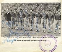 Meisterschaft 1958
