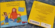 """Ebenso """"Buchtipp"""" Bundesverband für Kindertagespflege. Ein  Bilderbuch."""
