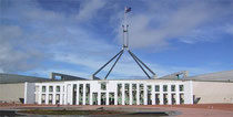 Parliament House - Budget and migration