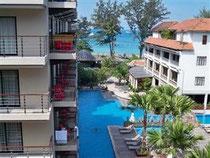 バーン ライマイ ビーチ リゾート (Baan Laimai Beach Resort)