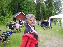 """Meine herzallerliebste Ehefrau Ulla.  Von ihr gibt es unter dem Menue """"Ullas Texte"""" was zum Lesen."""