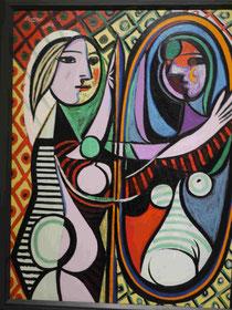 Gemälde von Picasso, Museum of Modern Art, New York
