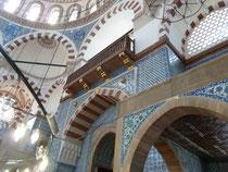 Rüstem Pascha Moschee, Istanbul