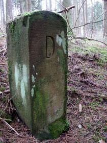 Grenze Dunningen/Lackendorf